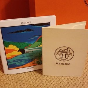 Hermes Bags - Hermes small and medium bag with scarf box